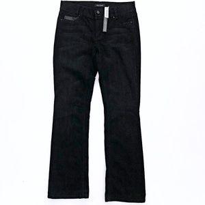 WHITE HOUSE BLACK MARKET Women's Bootcut Jeans 4